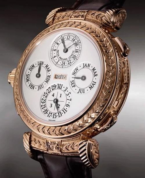百达翡丽腕表